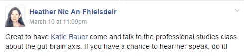 ASH heather testimonial