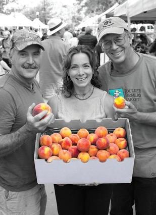 BCFM peaches