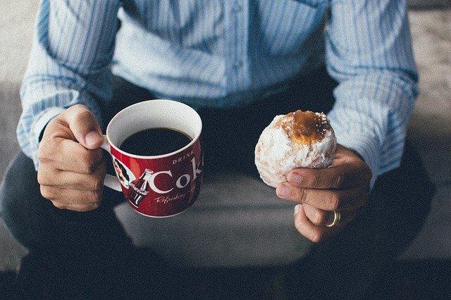 sugar and caffeine