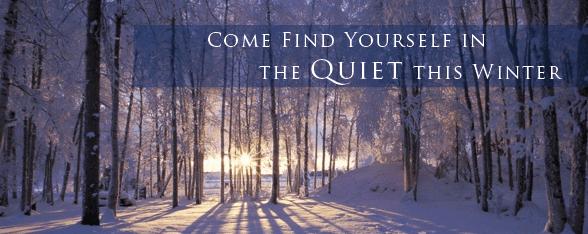 winter meditation retreat