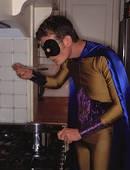 Superhero cooking