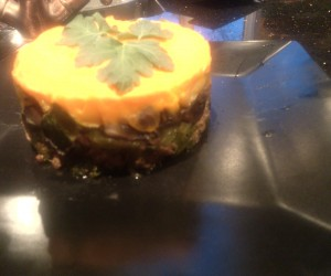 Low-Glycemic, Veggie Dense, Dairy-Free, Upleveled Shepherd's Pie (vegan or omnivore)